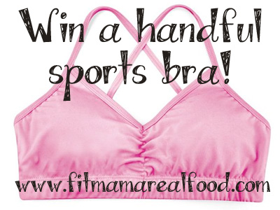 aea2bc88f6 One winner will receive a handful sports bra of their choice in nude