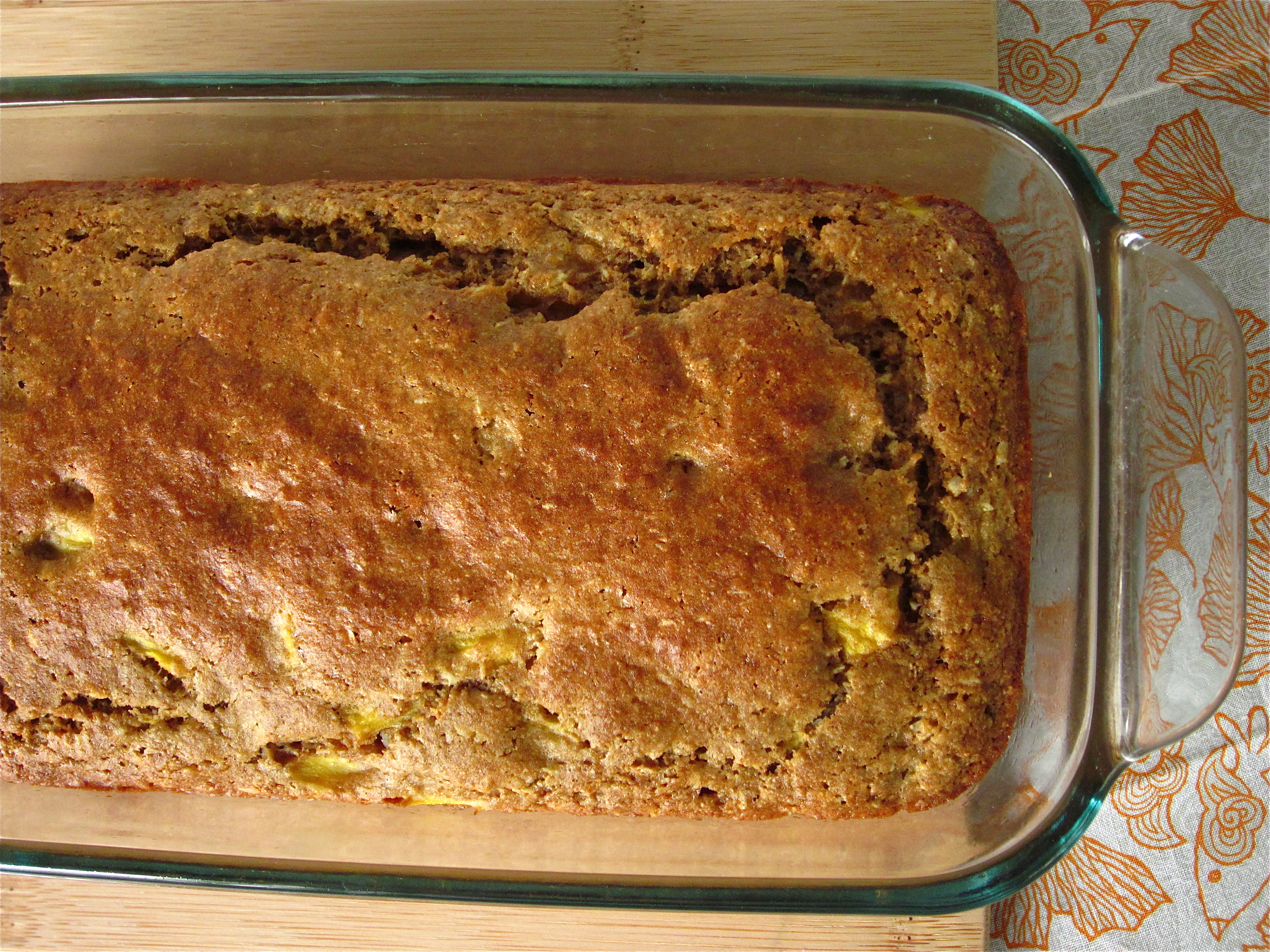 Mango coconut bread fit mama real food since forumfinder Image collections