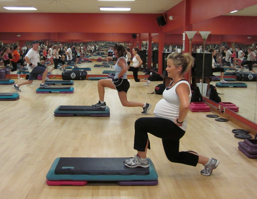 getting into teaching group fitness - Fit Mama Real Food