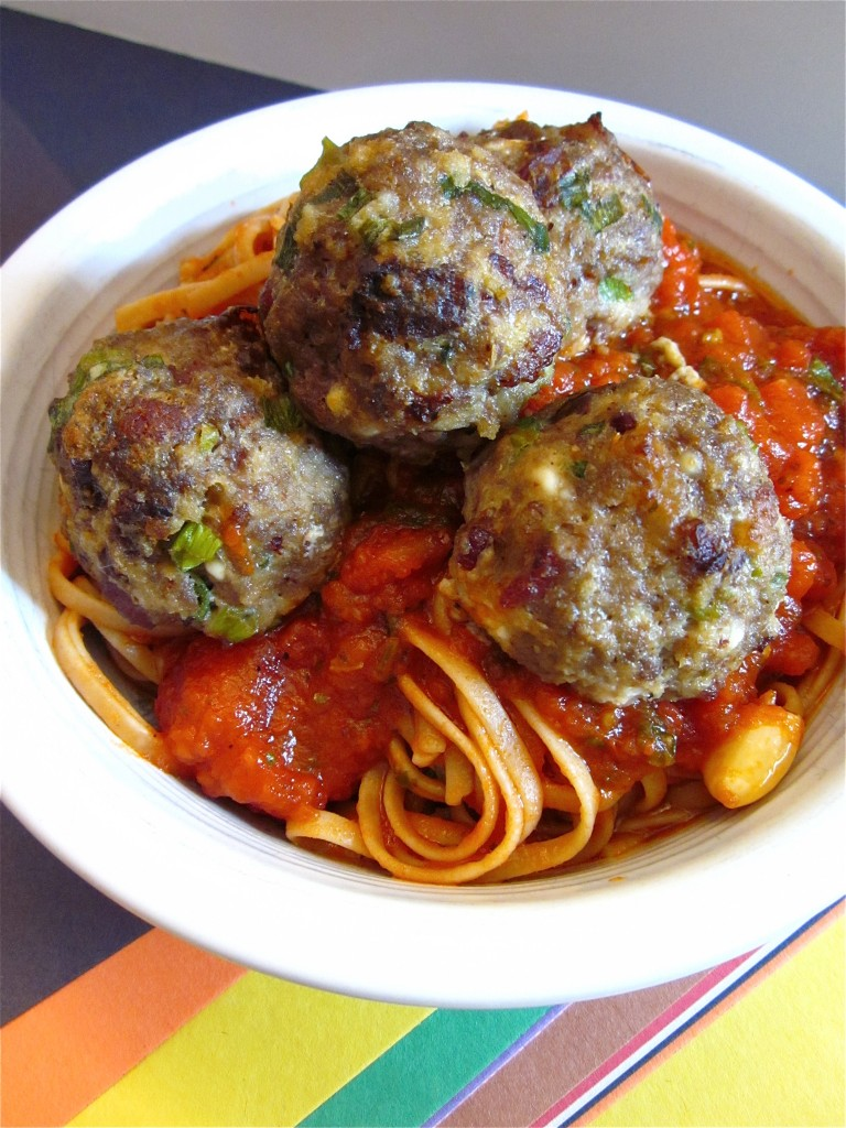time for meatball fans to rejoice. I made these fantastic meatballs ...