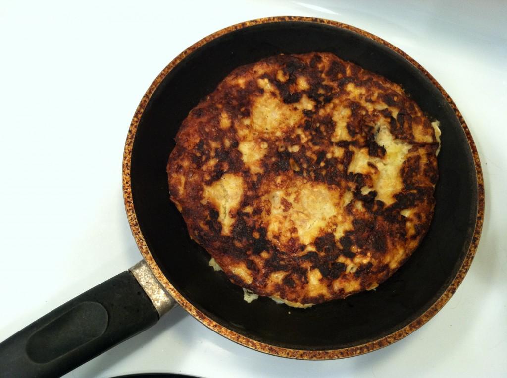 Banana Egg Oat Pancake Fit Mama Real Food