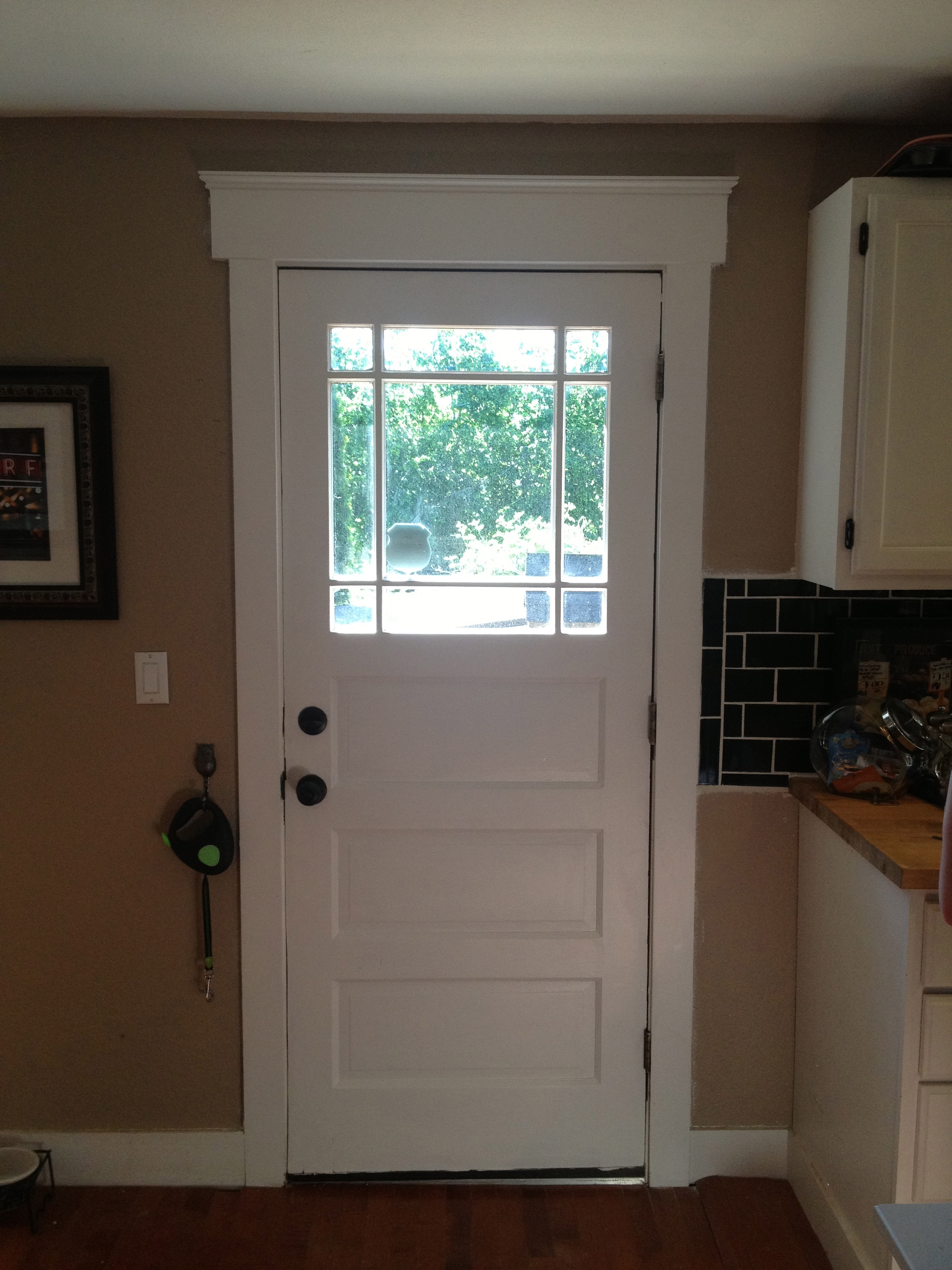 Make It Monday Diy Fancy Door Or Window Molding Fit