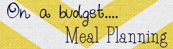 budgetmealplanning