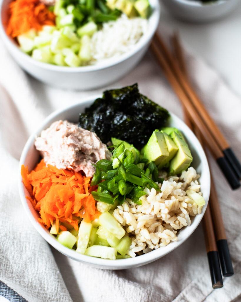 tunsa sushi bowls