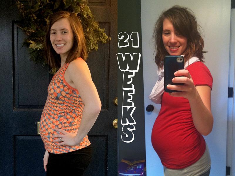 2nd pregnancy: weeks 19-22 - Fit Mama Real Food