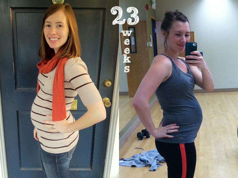 2nd pregnancy: weeks 23-26 - Fit Mama Real Food