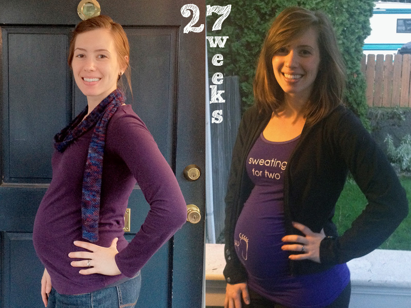 Just at the tale end of my second trimester and feeling pretty good. I left  off with my glucose test scheduled which went well. Everything came back  normal, ...