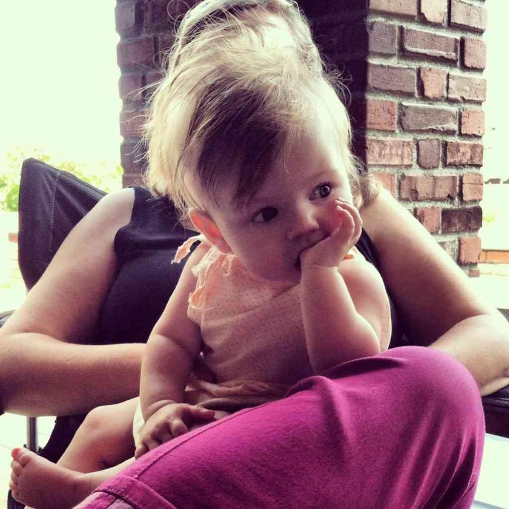 Zoe: 6 months