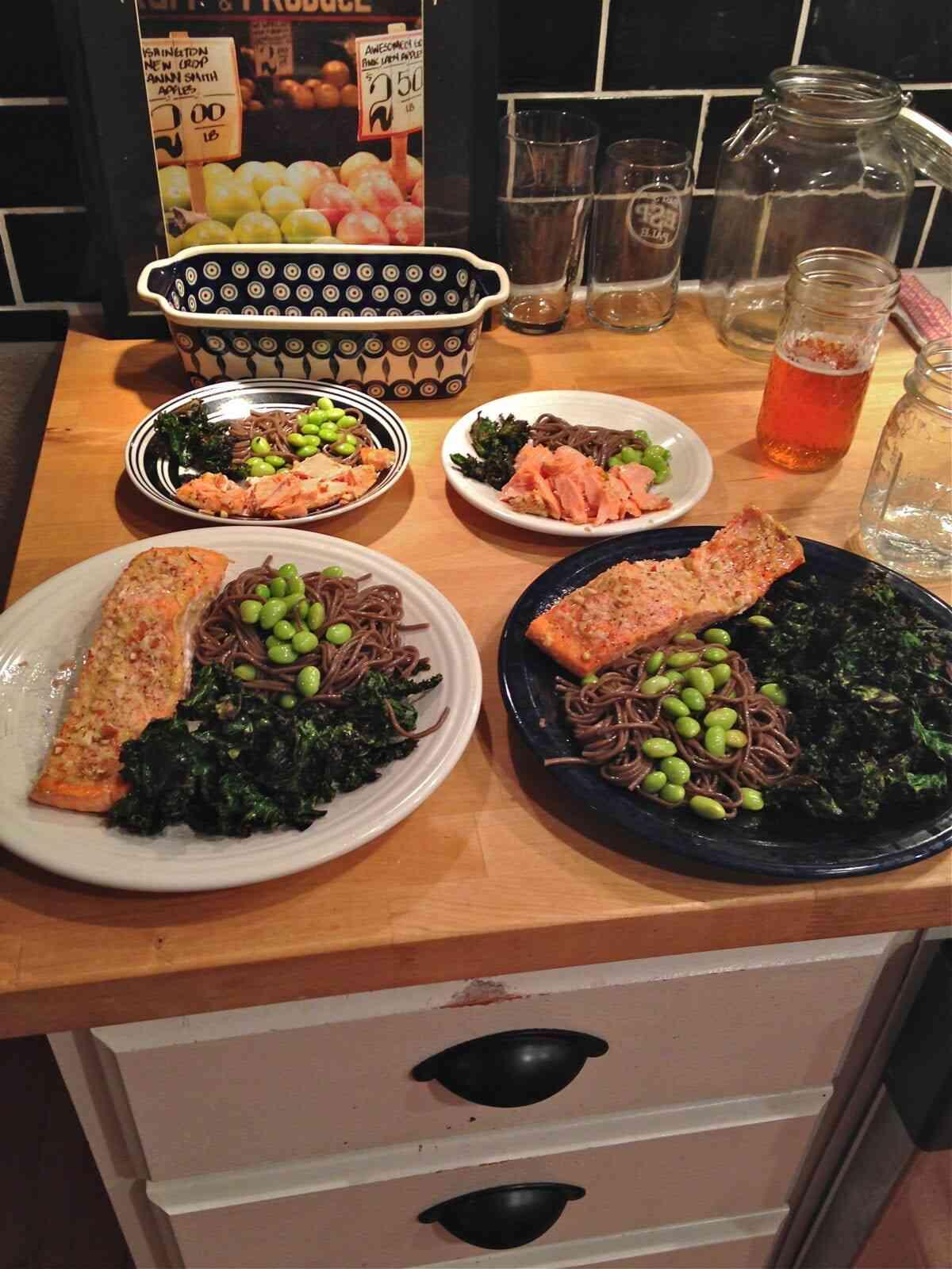 what we ate jan 25-31, 2015