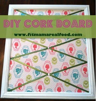 DIYcorkboard