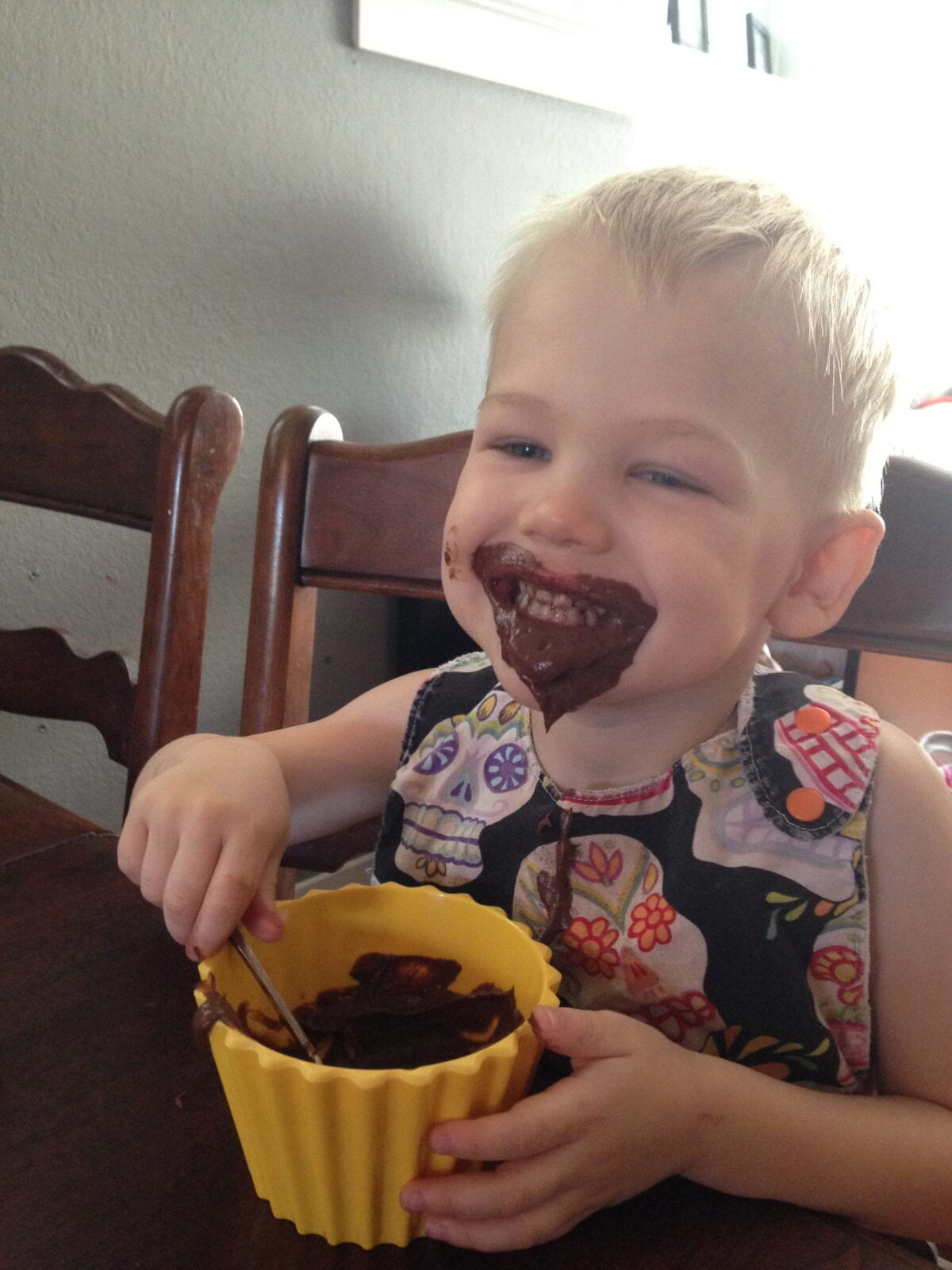 Can Babies Eat Chocolate Pudding