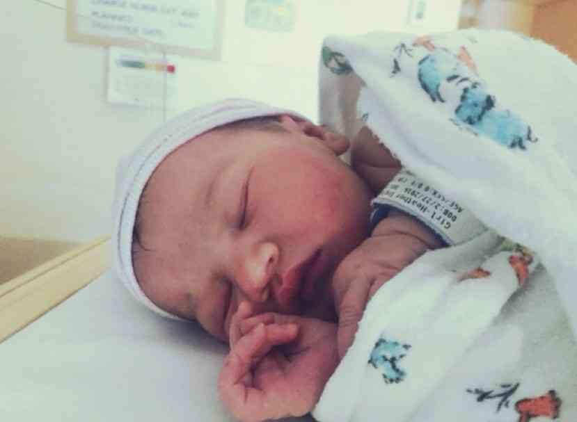 welcome baby girl nova sienna!