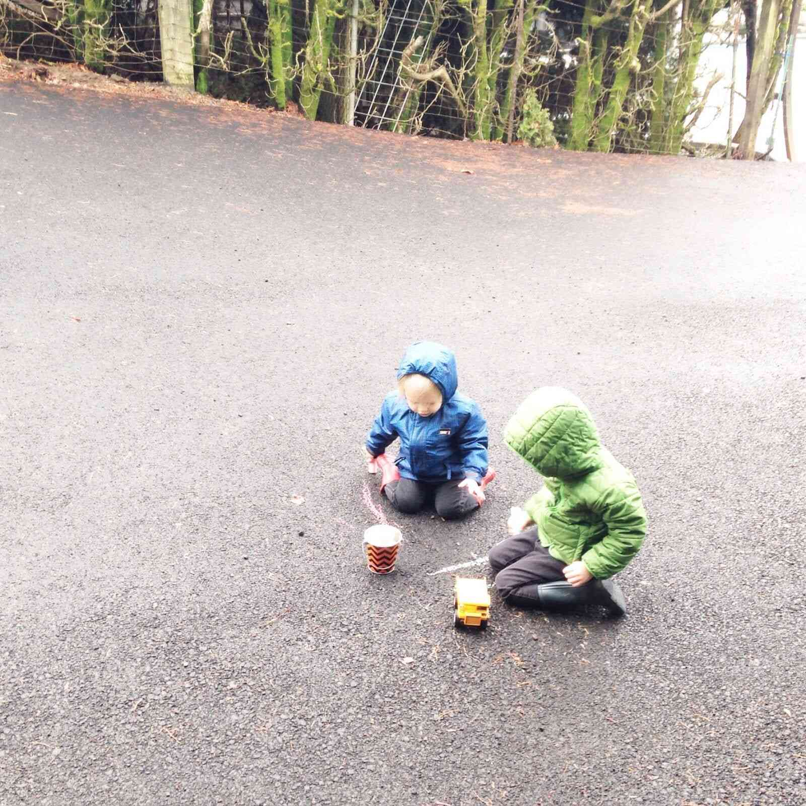 a day in the life with 2 toddlers
