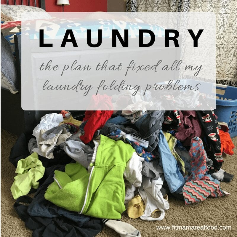 the plan that fixed all my laundry folding problems