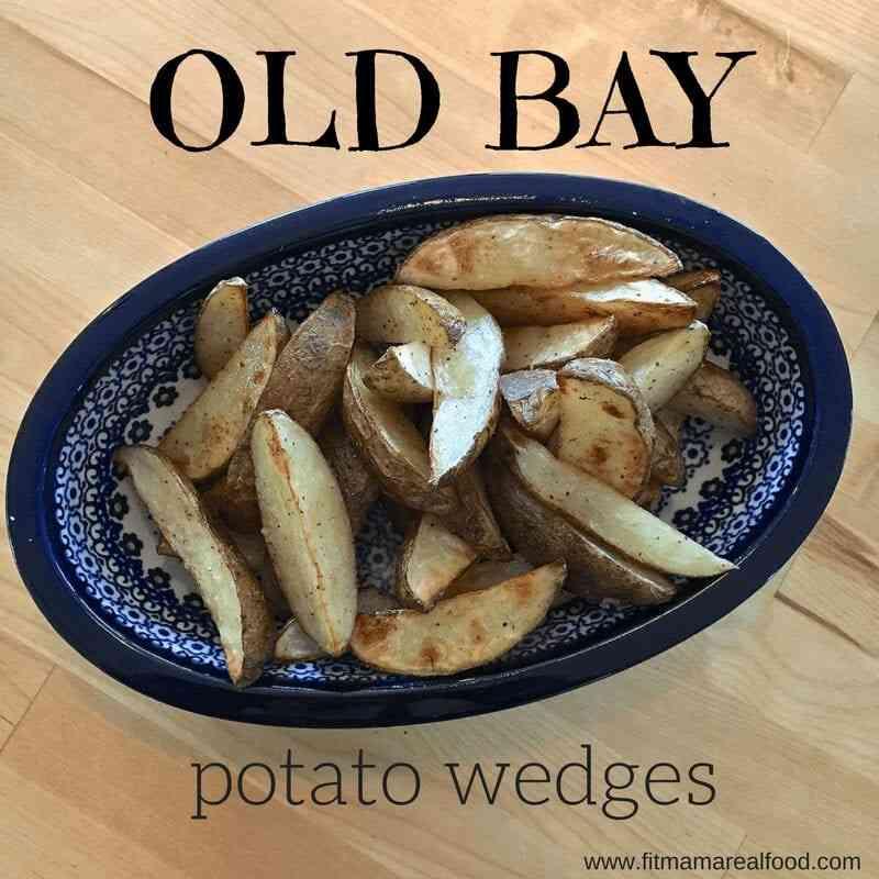 OLD BAY potato wedges