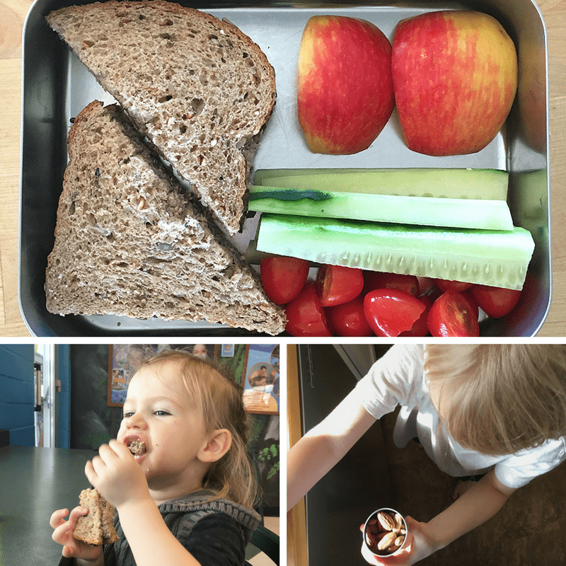 Everything My Kids Ate and Drank in a Day