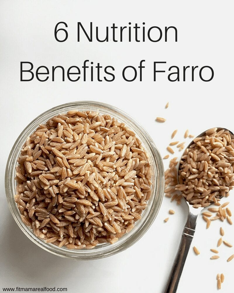 6 nutrition benefits of farro