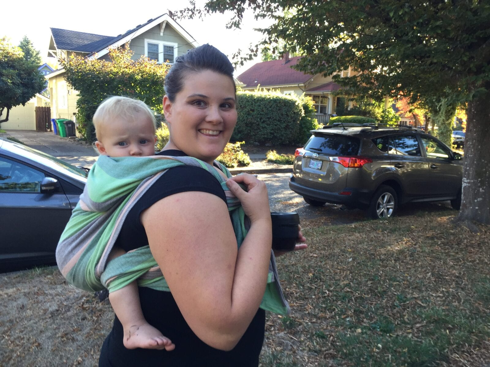 everything you need to know about baby wearing with lindsay ingalls