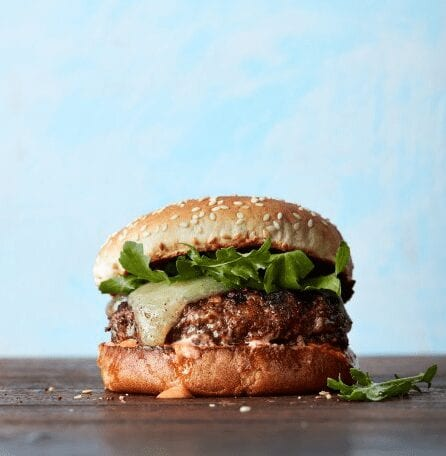 50 burger recipe roundup for every preference - lamb burgers