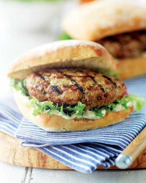 50 burger recipe roundup for every preference - pork burgers