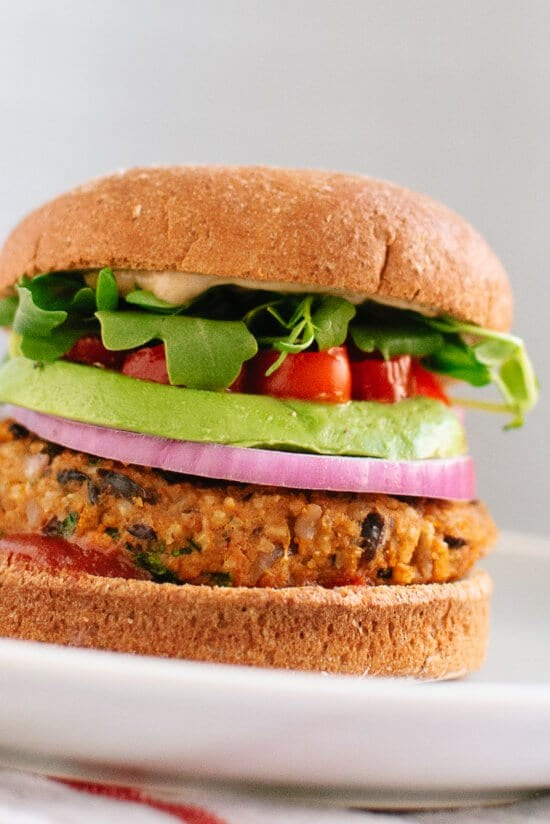 50 burger recipe roundup for every preference - meatless burgers