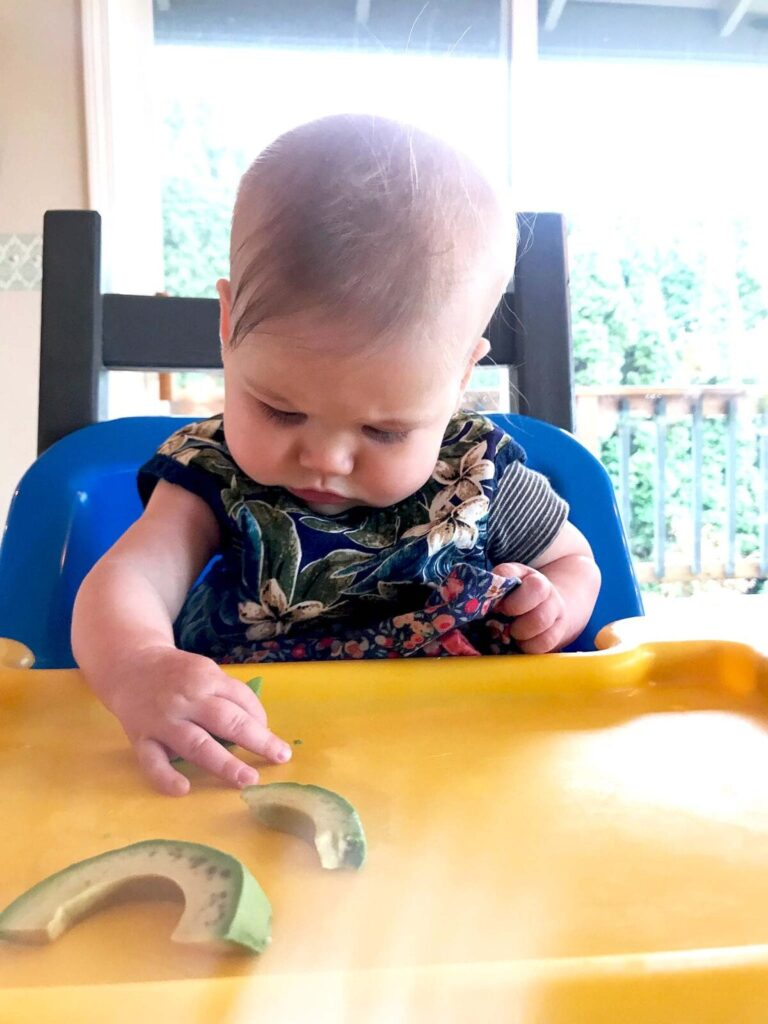 starting baby led weaning part 2 (25 plate ideas)
