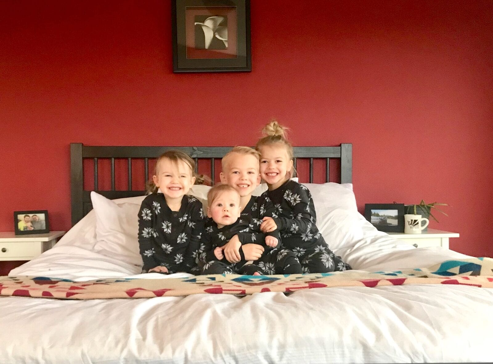 what is it like with 4 kids?