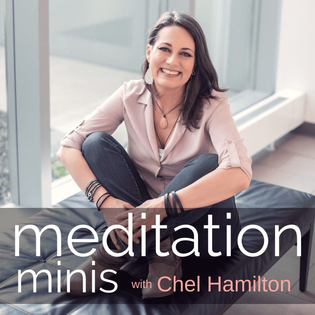 guided meditation with chel hamilton