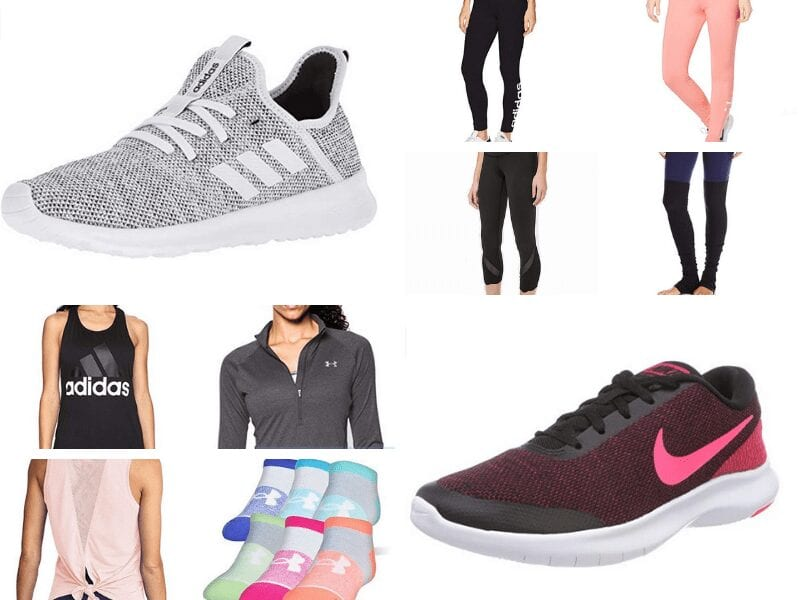 creating realistic fitness goals - 10 workout items