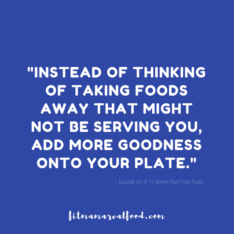 add more goodness into your life
