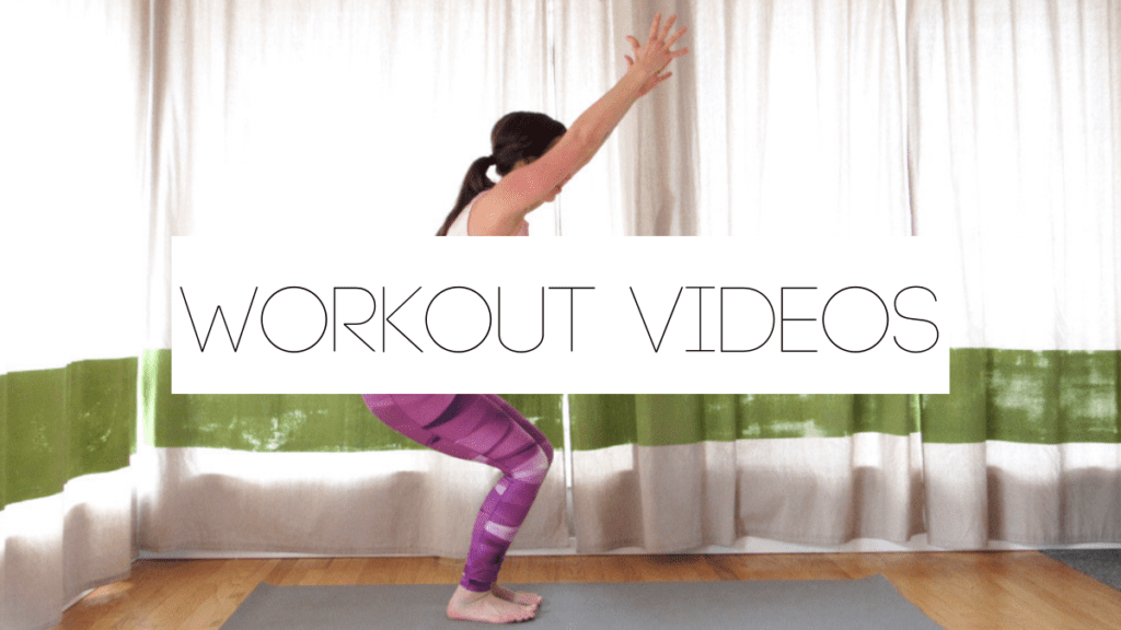 Workout Videos | FITNESS YOGA | STRENGTH TRAINING