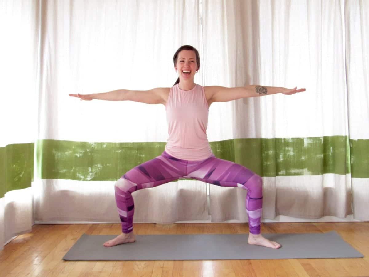 Fitness yoga with Heather | ASANA STRENGTH