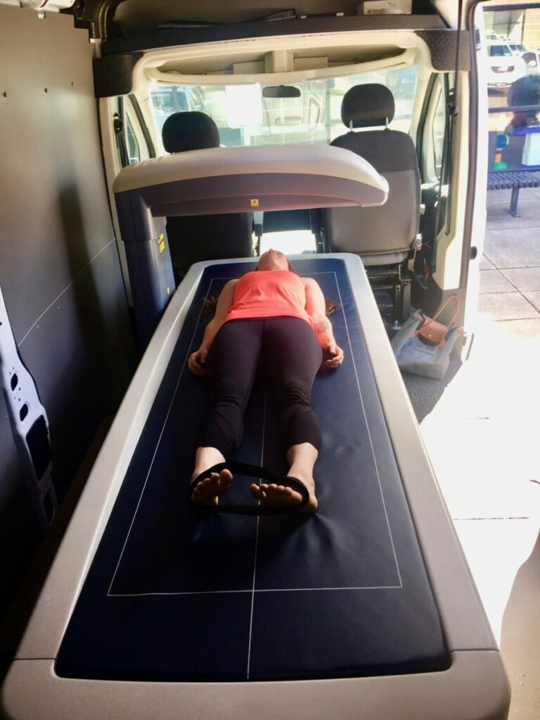 my experience with DEXA SCAN for body composition and bone density | Fit Mama Real Food