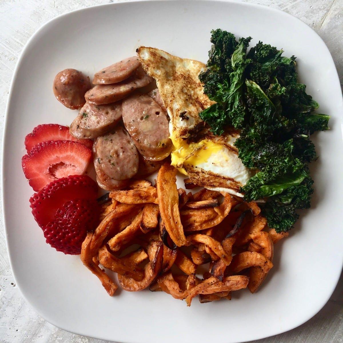 healthy in real life series kickoff - fit mama real food radio #74