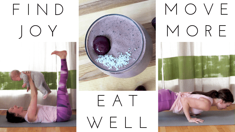 Welcome to Fit Mama Real Food | Find Joy, Eat Well, Move More
