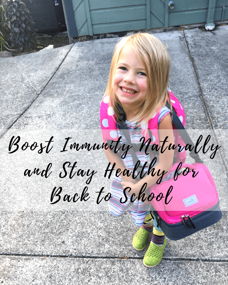 Boost immunity naturally and stay healthy for back to school with Dr. Elana Roumell | Fit Mama Real Food Radio #90