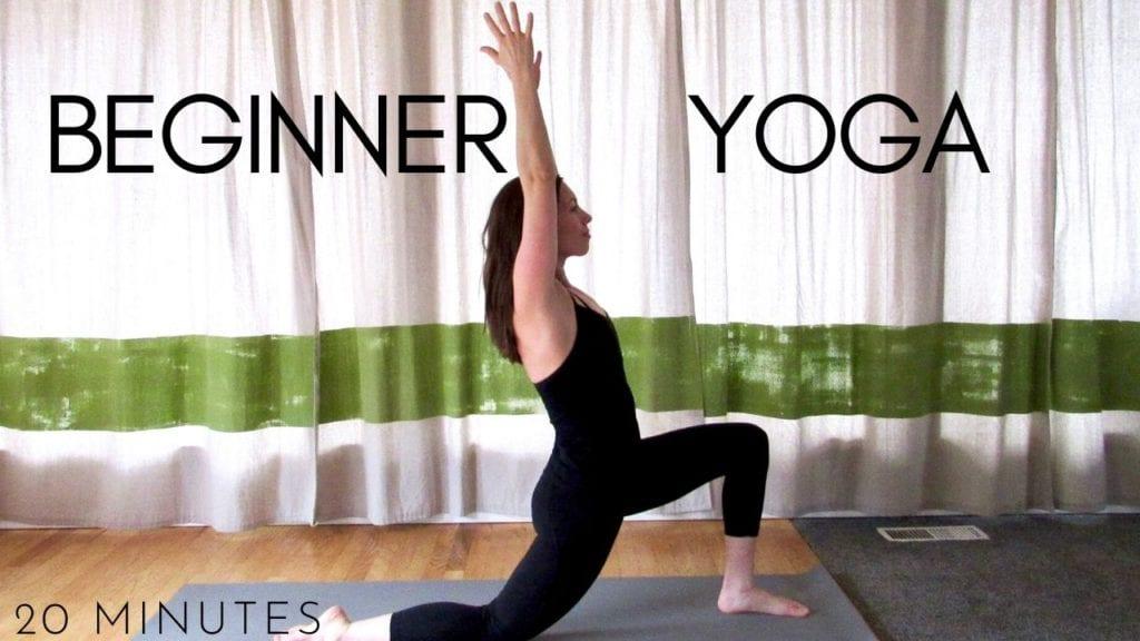 15 minute beginner yoga class