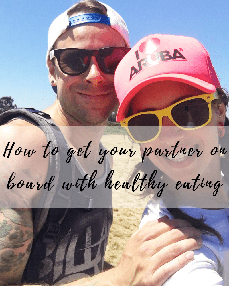 how to get your partner on board with healthy eating | fit mama real food radio #92