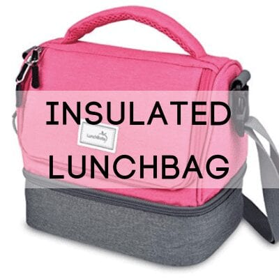 insulated lunchbag