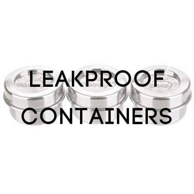 leakproof containers