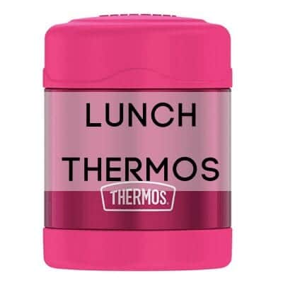 lunch thermos
