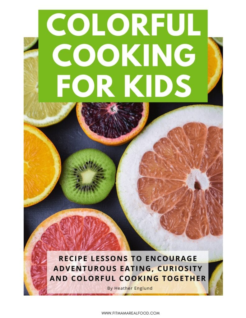Colorful Cooking For Kids
