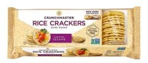 Crunchmaster Rice Crackers