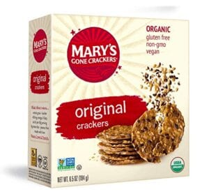 Marys Gone Crackers Seed Crackers