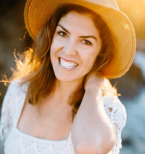 Getting dinner on the table with Sara Forte - #118 Fit Mama Real Food Radio