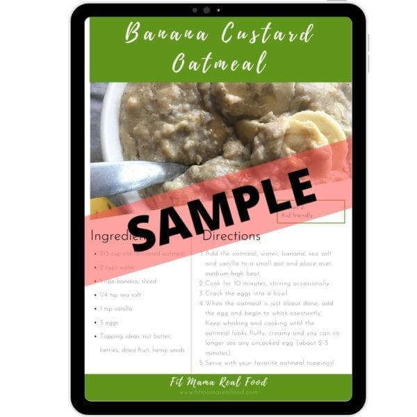ebook real food recipes for the whole family sample recipe