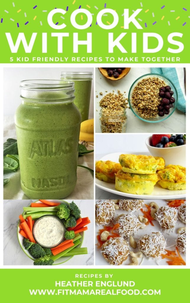 cook with kids ebook