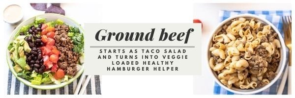 Fit Mama Meal Plans Ground Beef Meals