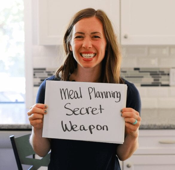steal my meal planning secret weapon