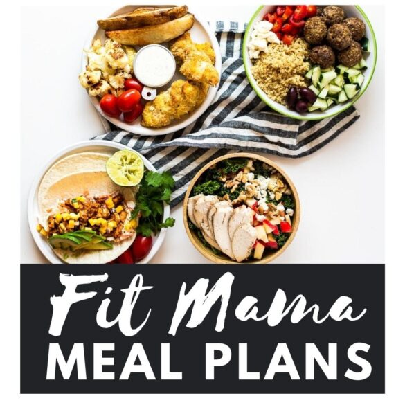 Fit Mama Meal Plans